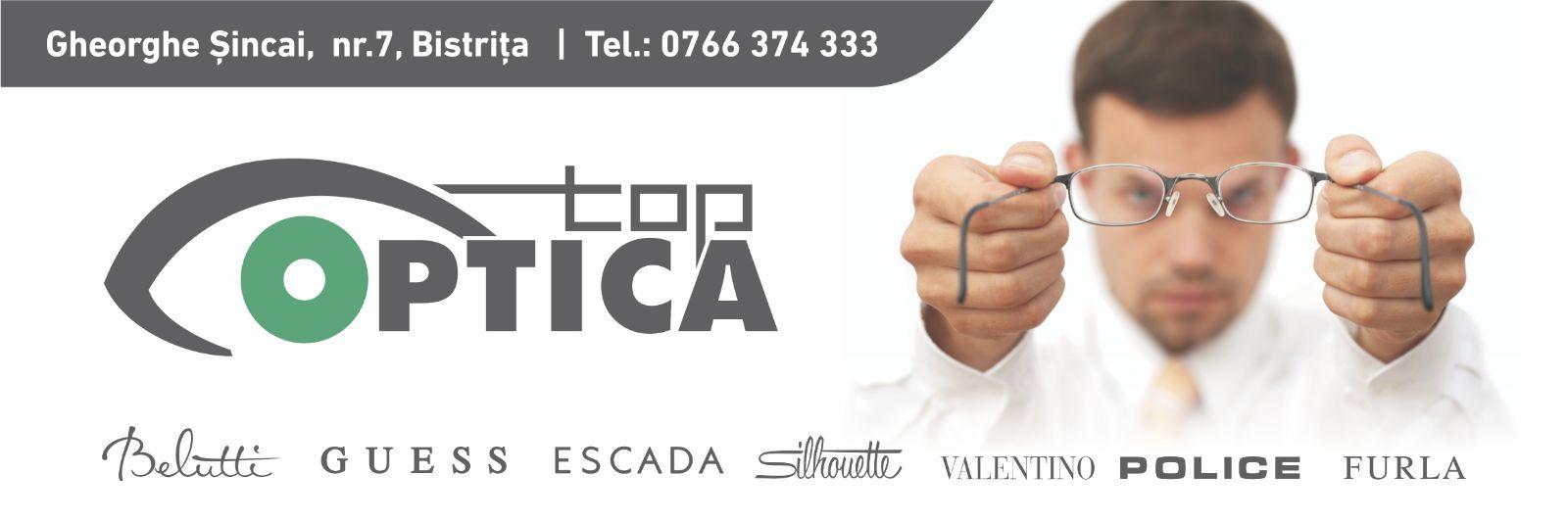 TopOptica Bistrita Tel:0766374333