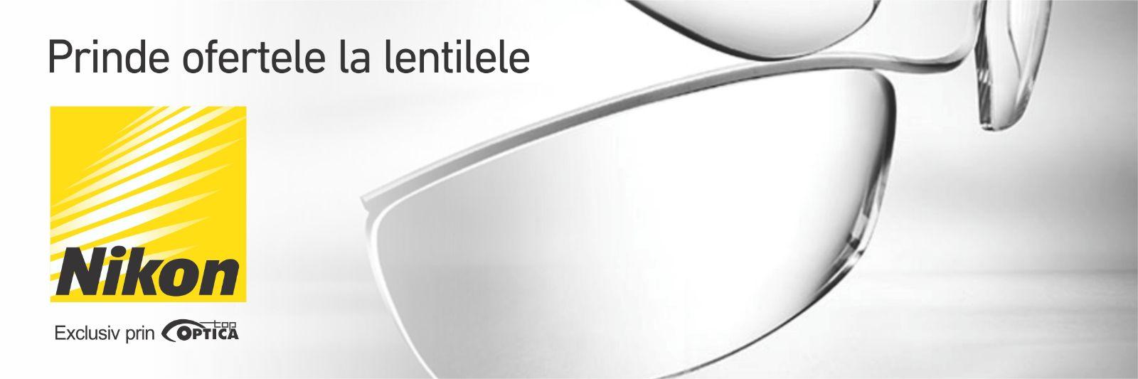 Oferte lentile Nikon exclusiv TopOptica.ro
